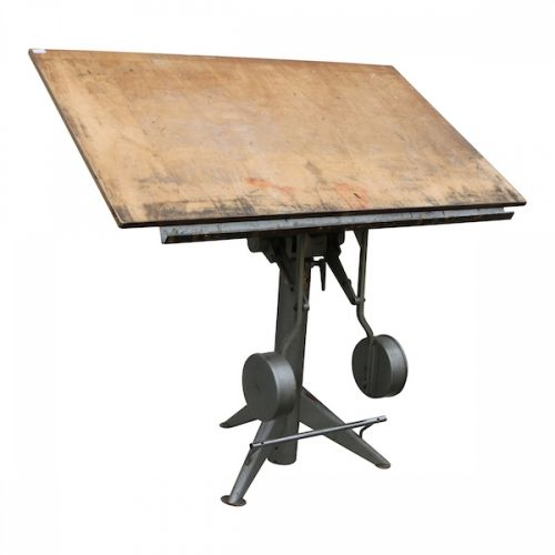 Unic French Architect drawing table