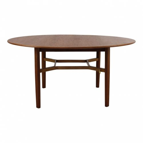 Knoll International low conference bridge/game table