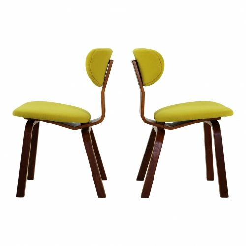 Two dinnerchairs by Cees Braakman for Pastoe
