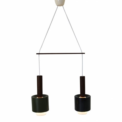 Danish duo pendant lighting