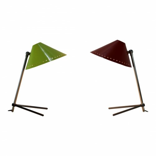 Nice little desk or wall mount lamps by Busquet for Hala Zeist