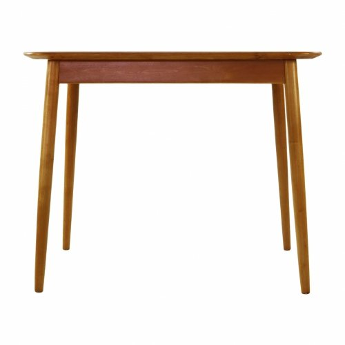 Cees Braakman small kitchen dining table in birchwood for UMS Pastoe
