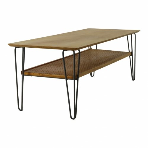 Very scarce coffee table by  Cees Braakman for UMS Pastoe