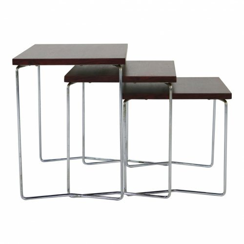 Set of nesting tables by Brabantia Holland