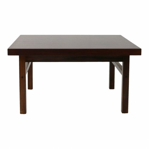 Coffee table with inlay of rosewood for Bramin