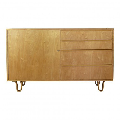 Fifties design sideboard by Cees Braakman for UMS Pastoe