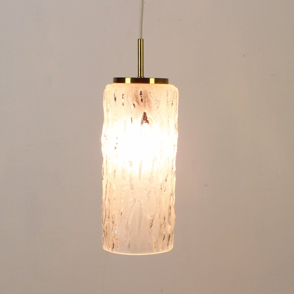 Philips frosted glass pendant lamp