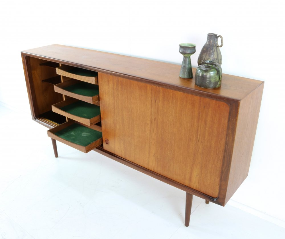 Sixties teakwood sideboard