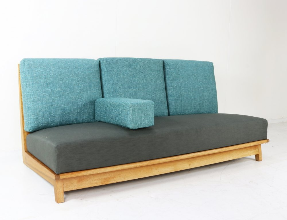 Beautiful three sit sleeping couch