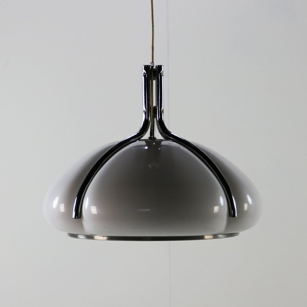 Seventies pendant ceiling lamp by Harvey Guzzini