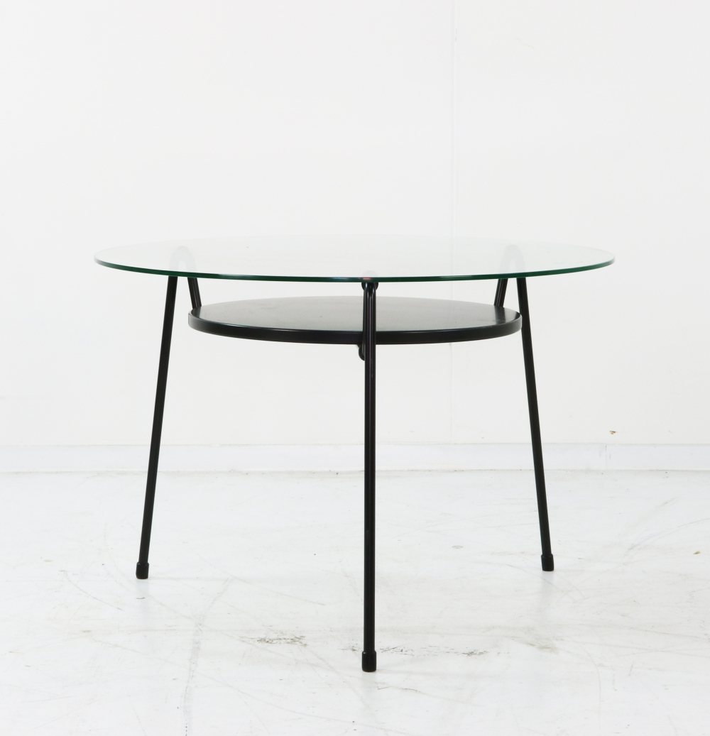 Coffee side table by Wim Rietveld for Gispen Holland