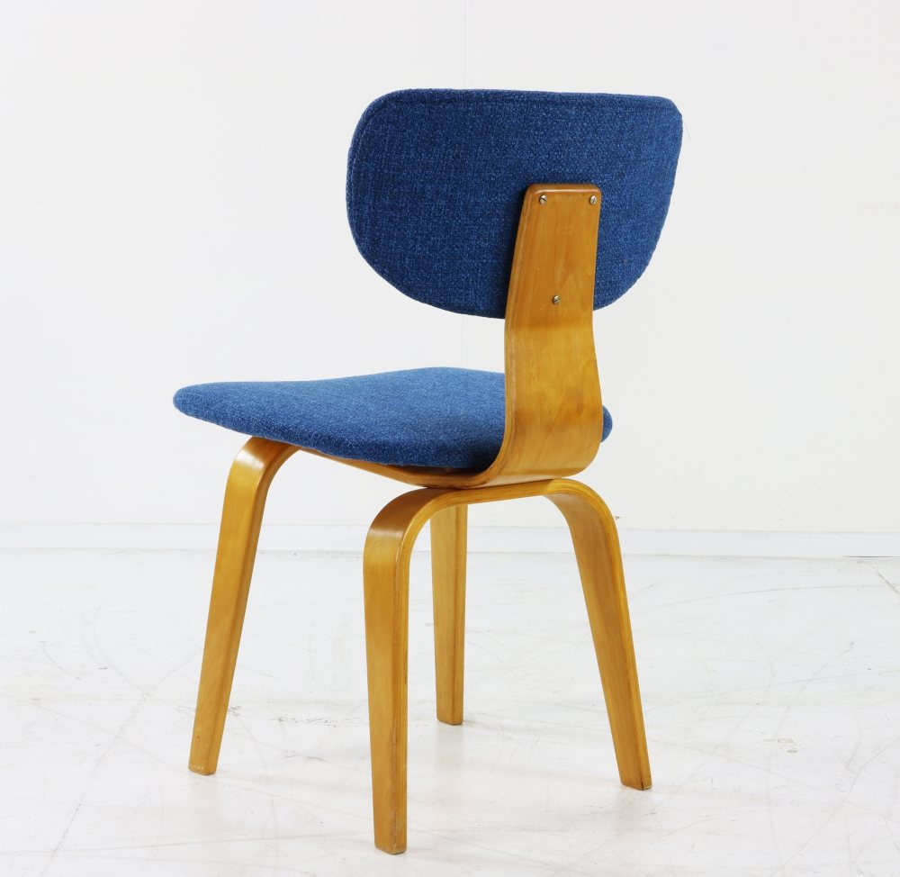 Four dinnerchairs CB02 by Cees Braakman for UMS Pastoe