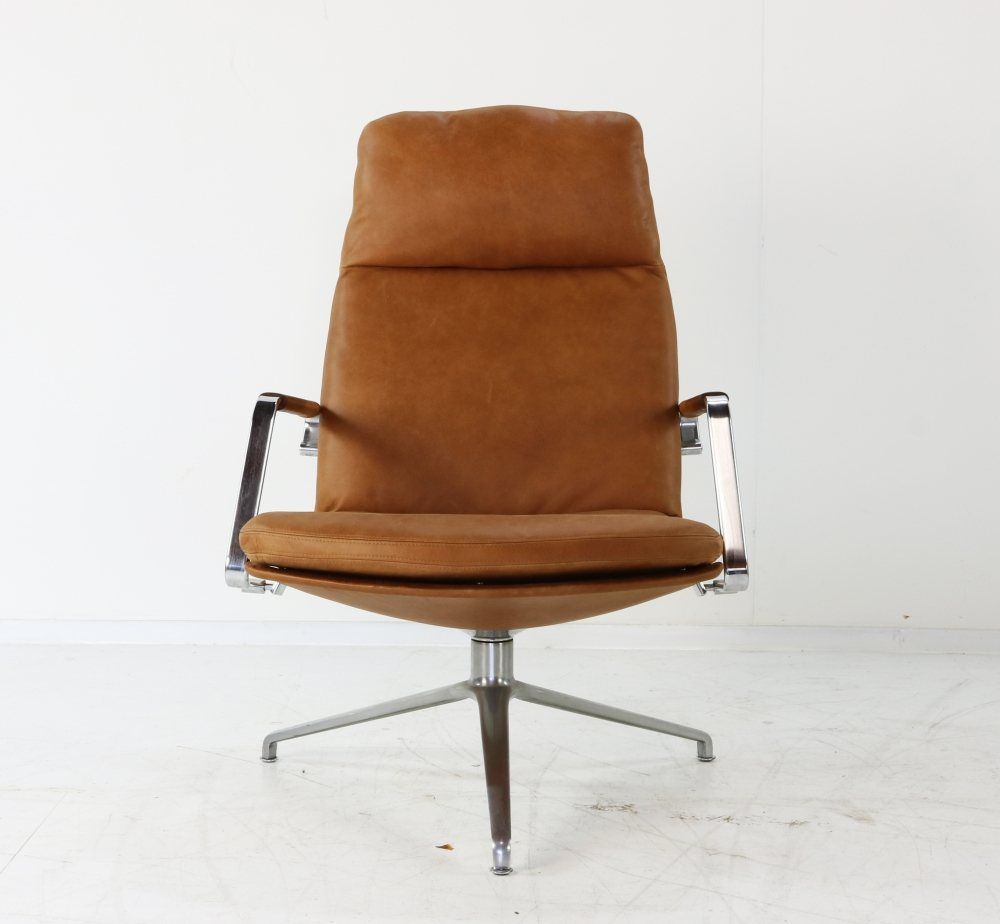 Office chair by Preben Fabricius & Jørgen Kastholm for Kill International