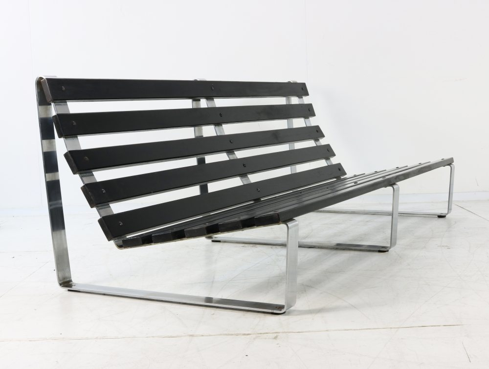 Three seater sofa by Kho Liang Ie for Artifort