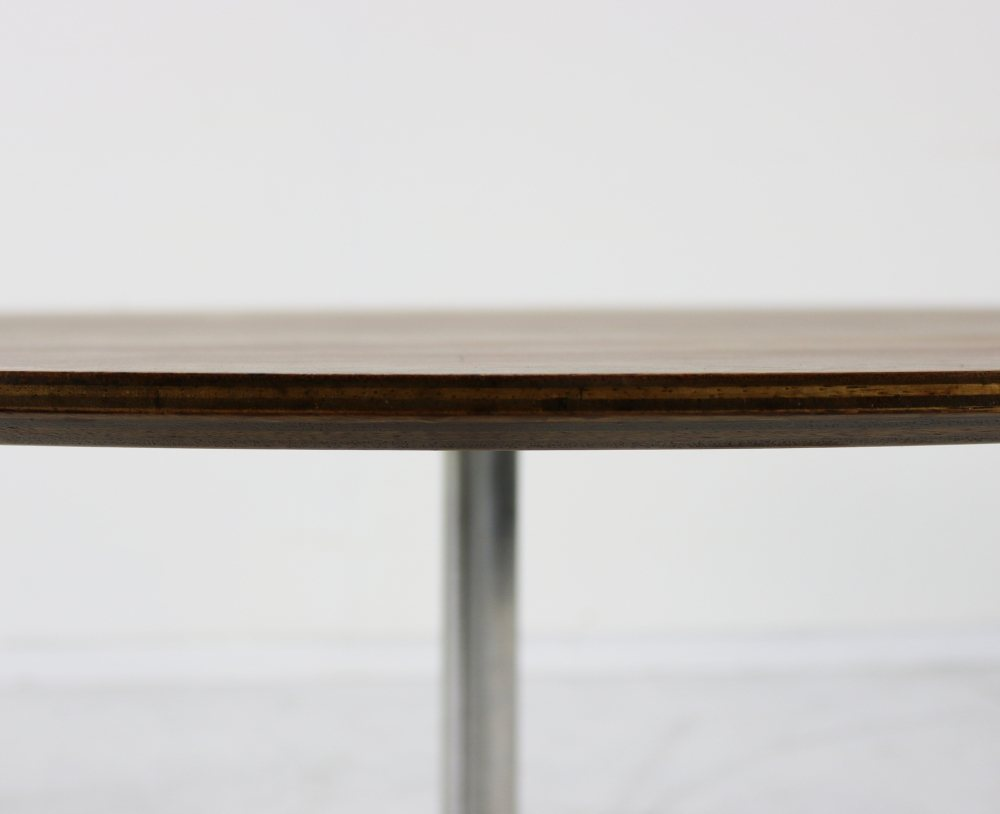 Arne Jacobsen teakwood coffee table