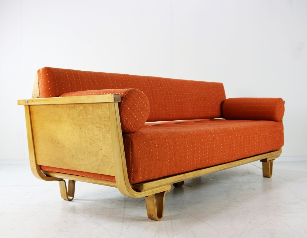 Sit and sleep sofa by Cees Braakman for UMS Pastoe Holland