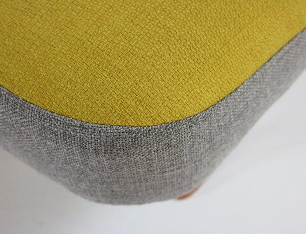 New upholstered Congo chairs by Theo Ruth for Artifort