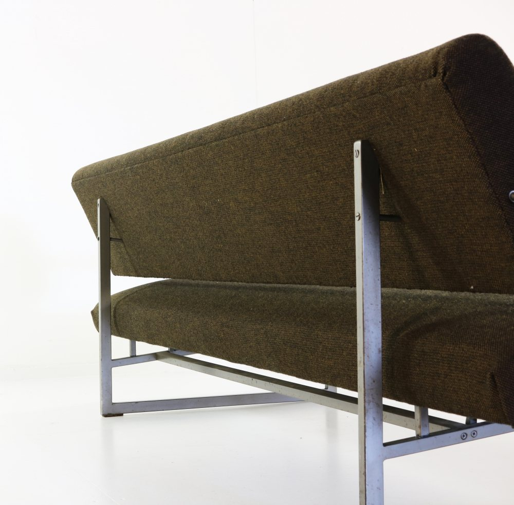 Scarce daybed sofa by Rob Parry for Gelderland