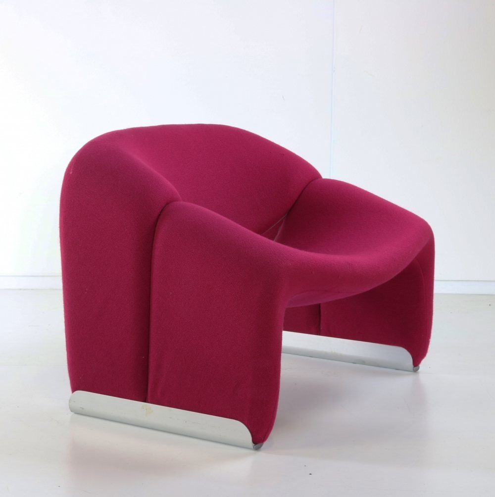 Artifort Groovy lounge chair by Pierre Paulin
