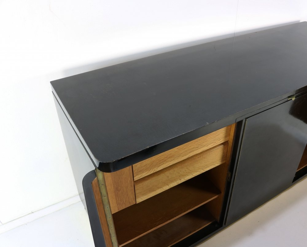 Forties cabinet sideboard with stunning details
