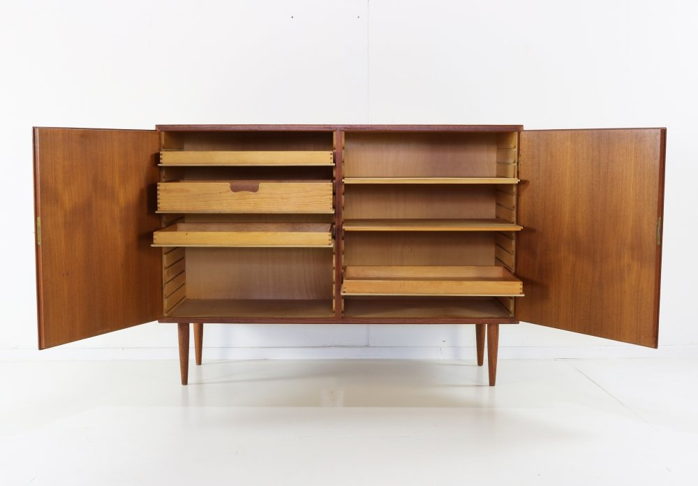 Small cabinet by Borge Mogensen for FDB mobler Denmark