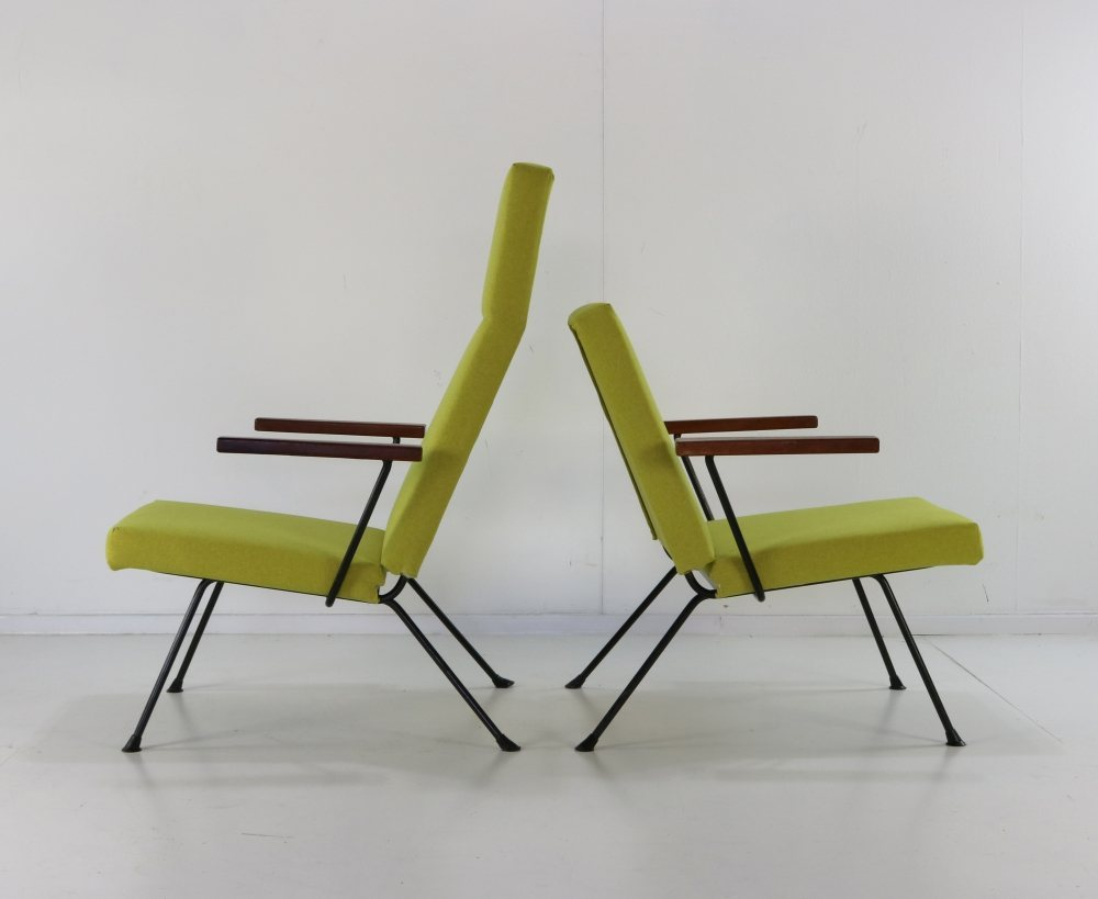 Lounge chairs by André Cordemeyer for Gispen