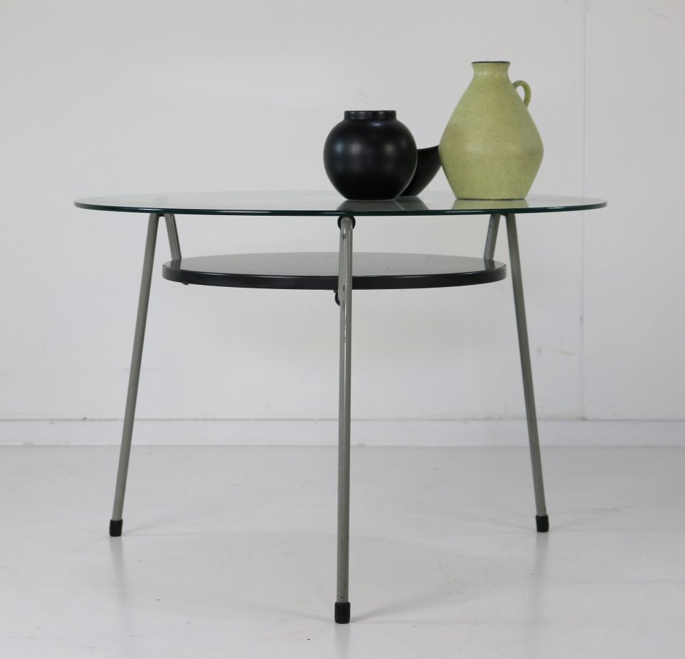 Industrial coffeetable by