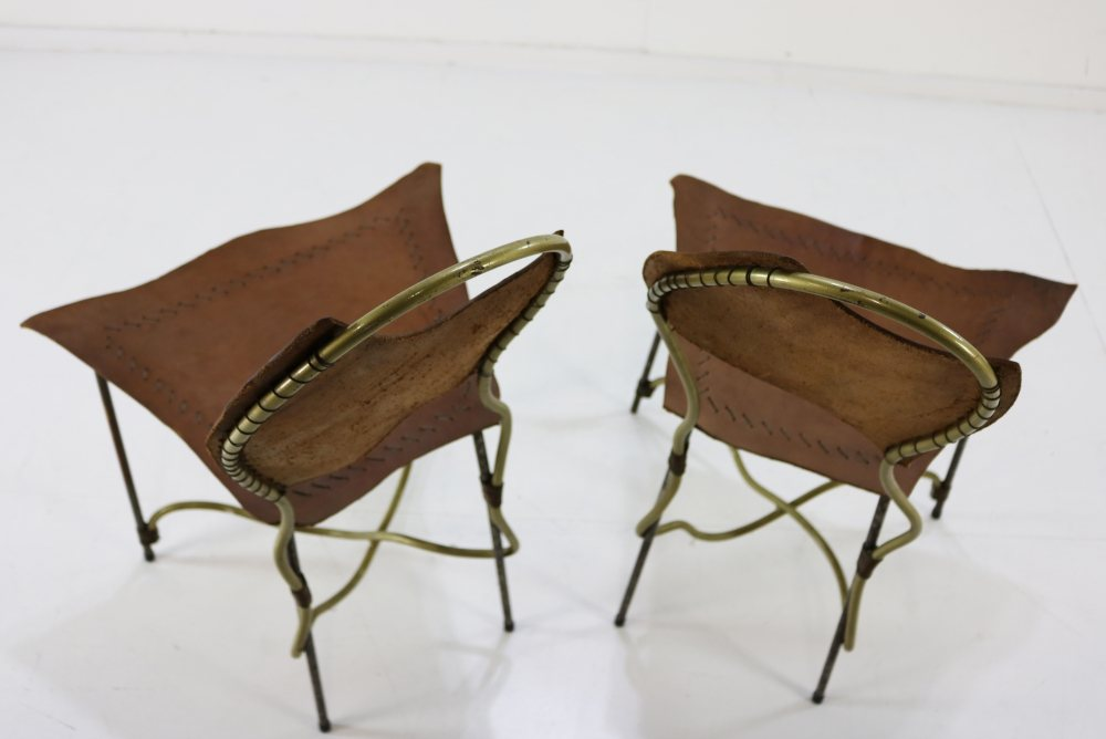 Dolores dining chairs by Rob Eckhardt Studio