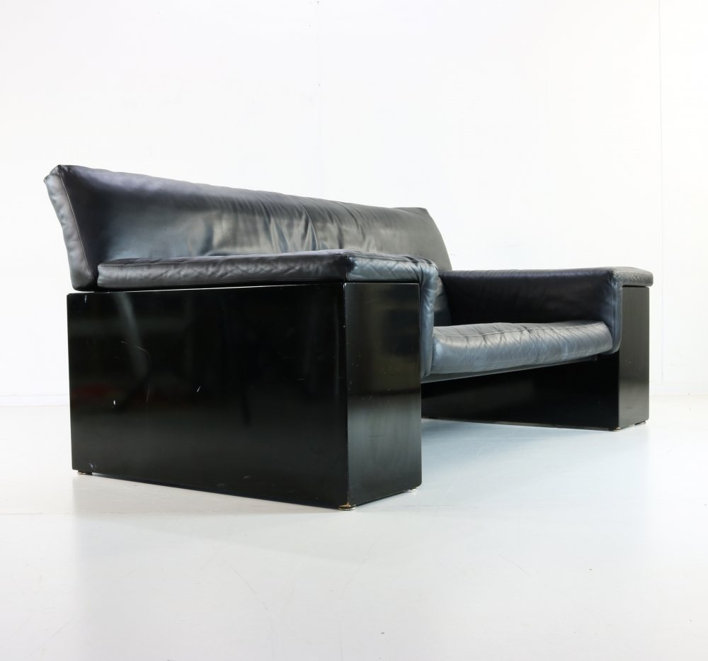 The Brigadier lounge sofa by Cini Boeri for Knoll International