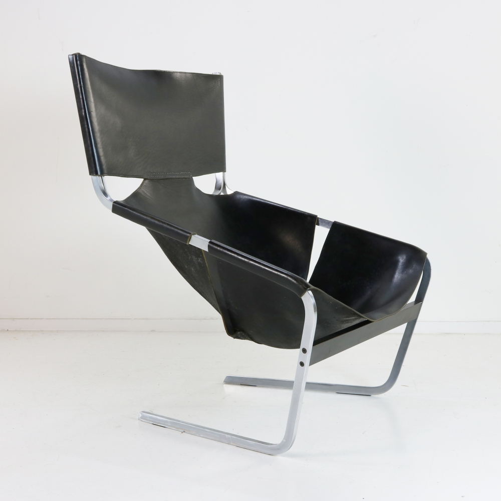 Top design lounge chair by Pierre Paulin for Artifort