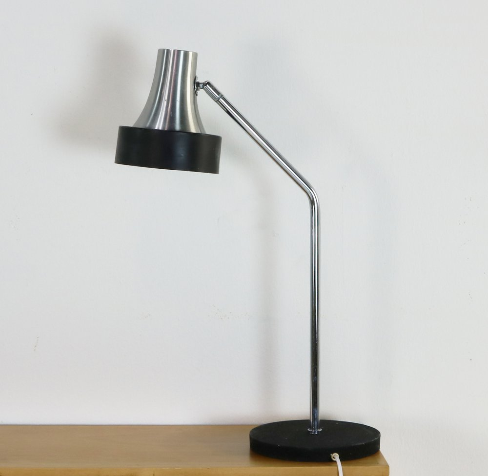 Sixties desk table lamp by Raak Holland