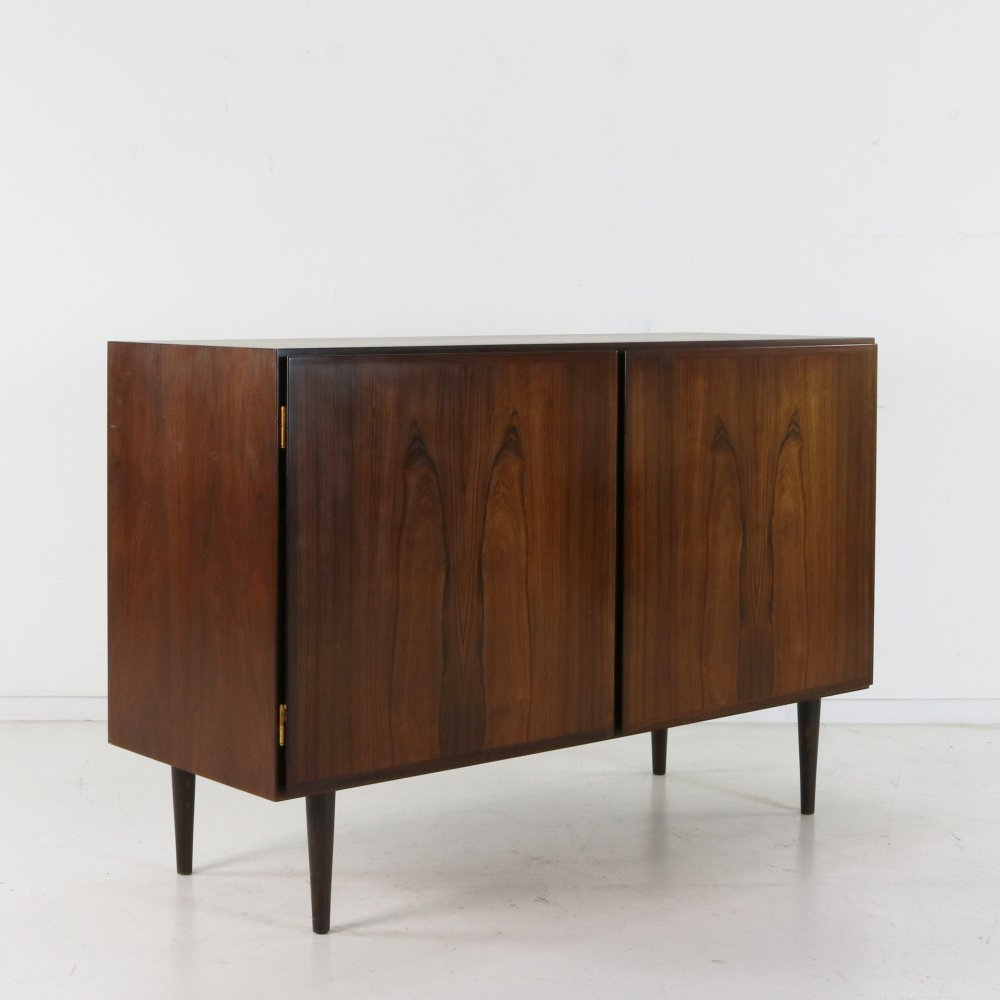Small rosewood cabinet by Gunni Omann