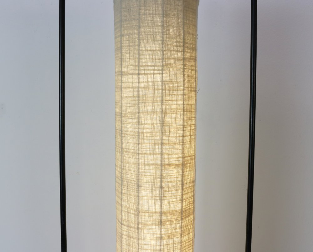 Special fifties floorlamp by Kho Liang Ie for Artiforte